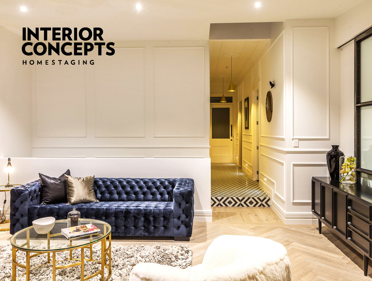 interior concepts home staging and interior design